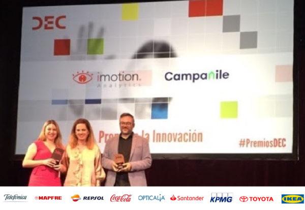 Premio Mejor Innovación Experiencia Cliente